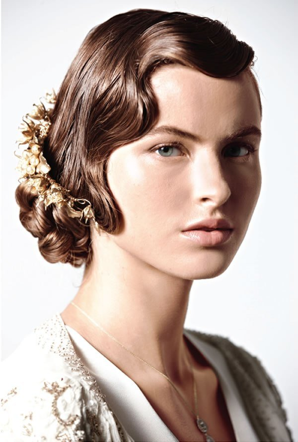 The Best Flapper Hairstyles Beautiful Hairstyles Pictures