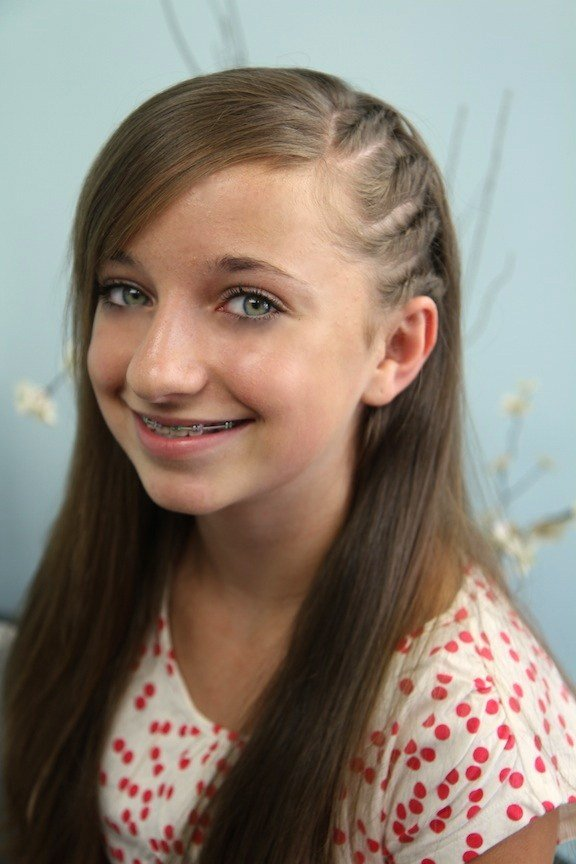 The Best Tween Hairstyles Beautiful Hairstyles Pictures