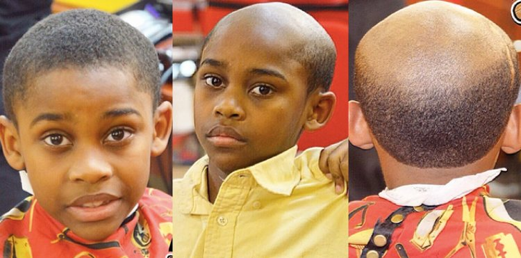 The Best Old Man Haircut Punishment At Atlanta A 1 Kutz Barbershop Pictures