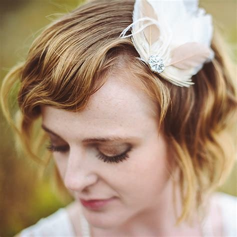 The Best Short Wedding Hairstyles For Brides Short Wedding Pictures