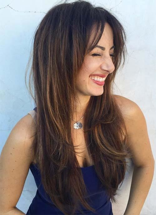 The Best 101 Layered Haircuts Hairstyles For Long Hair Spring Pictures