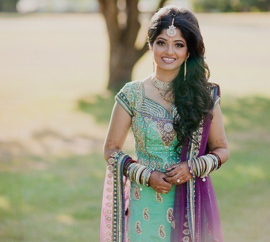 The Best New South Indian Bridal Hairstyles For Wedding Pictures
