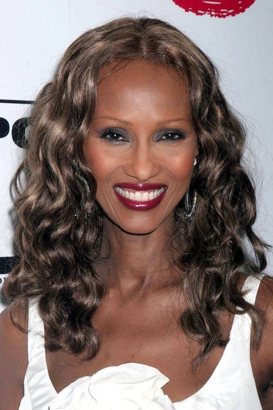The Best Iman Hairstyles Vissa Studios Pictures