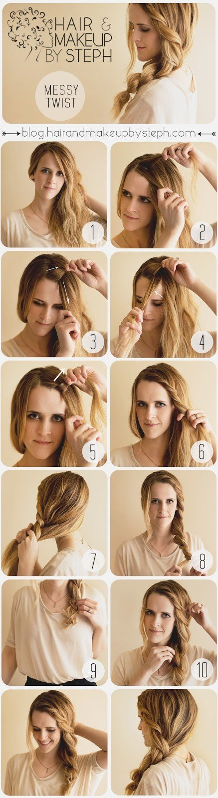 The Best 20 Cute And Easy Hairstyle Ideas And Tutorials Style Pictures