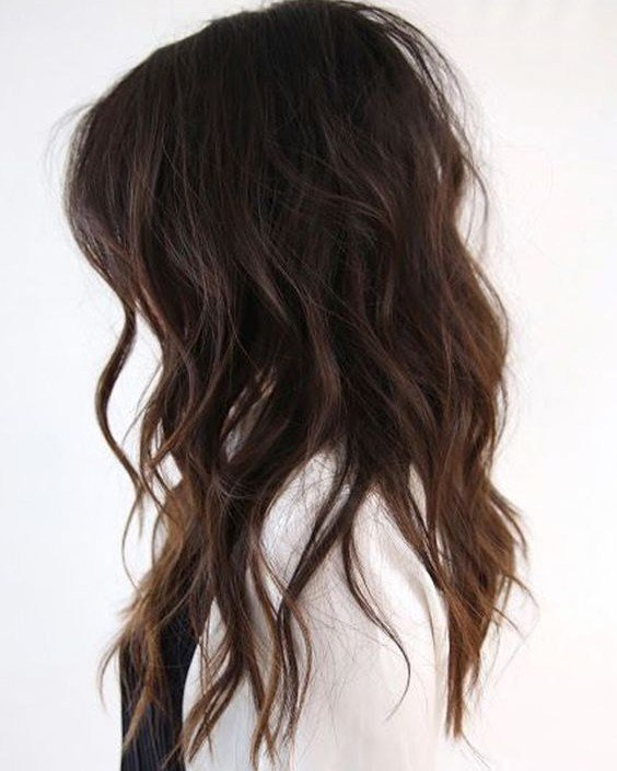 The Best Stylish Wavy Hairstyles For Medium Length Hair 2019 Pictures