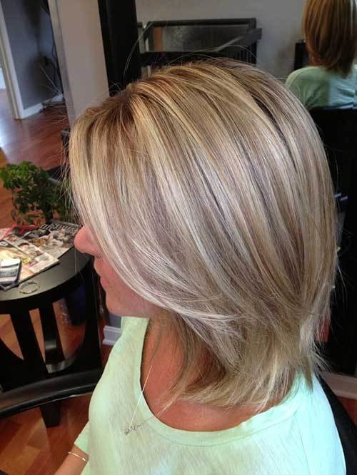 The Best Short Light Brown Hair With Blonde Highlights The Best Pictures
