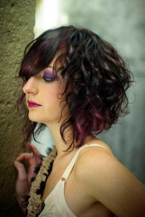 The Best Short Haircuts For Curly Hair The Best Short Hairstyles Pictures