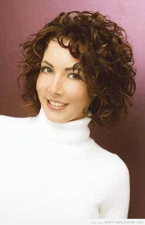 The Best Easy Hairstyle For Short Curly Hair For Women The Best Short Hairstyles For Women 2016 Pictures