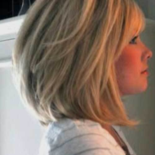 The Best 1000 Ideas About Medium Stacked Haircuts On Pinterest Pictures