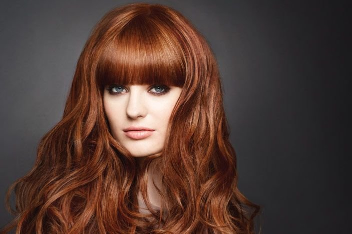 The Best Most Beautiful Shades Copper Hair Color Medium Hair Pictures