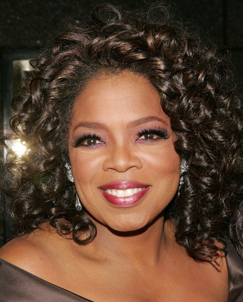 The Best More Pics Of Oprah Winfrey Medium Curls 10 Of 44 Oprah Pictures