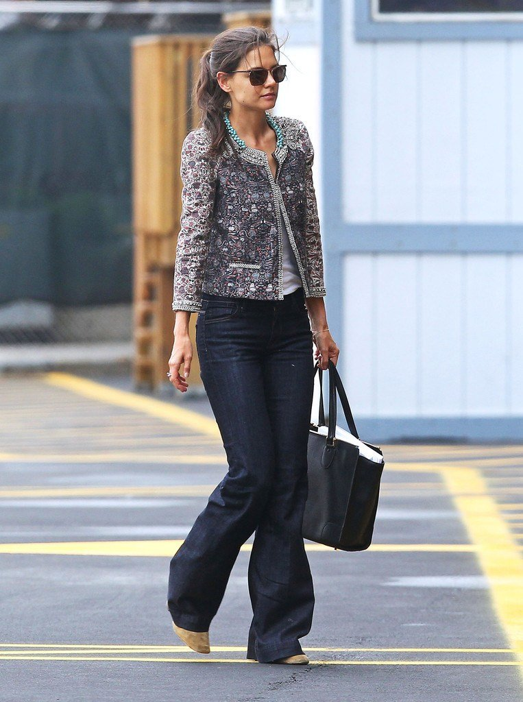 The Best Trading Up Katie Holmes Fashion Retrospective The Tom Pictures