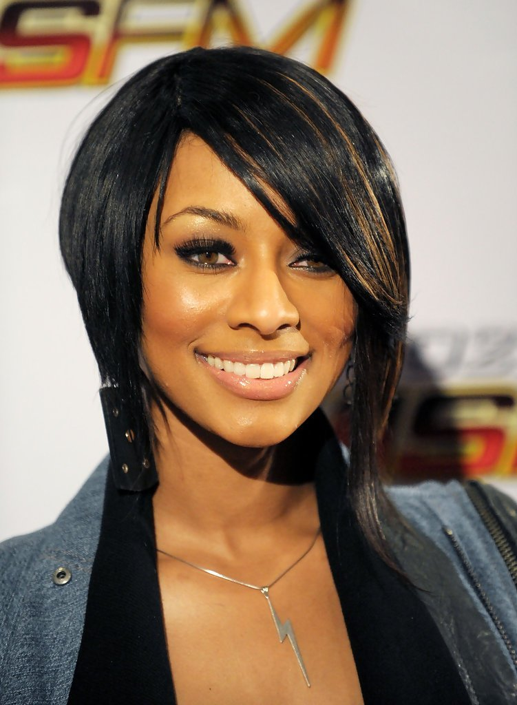 The Best Keri Hilson Inverted Bob Keri Hilson Short Hairstyles Pictures