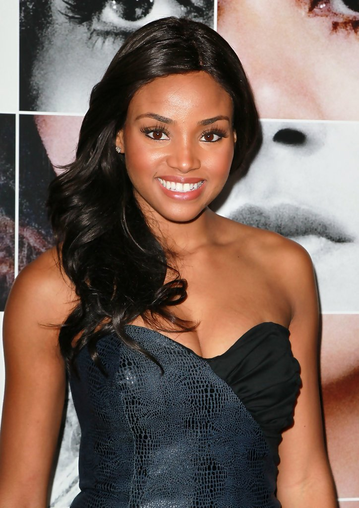 The Best Meagan Tandy Celebrity Black Hair Styles Pictures