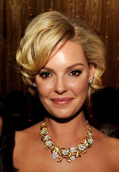 The Best Katherine Heigl Short Curls Short Hairstyles Lookbook Pictures