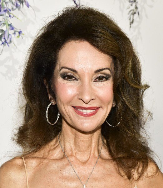 The Best Susan Lucci Teased Long Hairstyles Lookbook Stylebistro Pictures