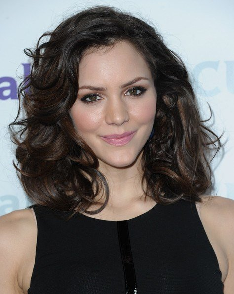 The Best Katharine Mcphee Medium Curls Katharine Mcphee Shoulder Pictures