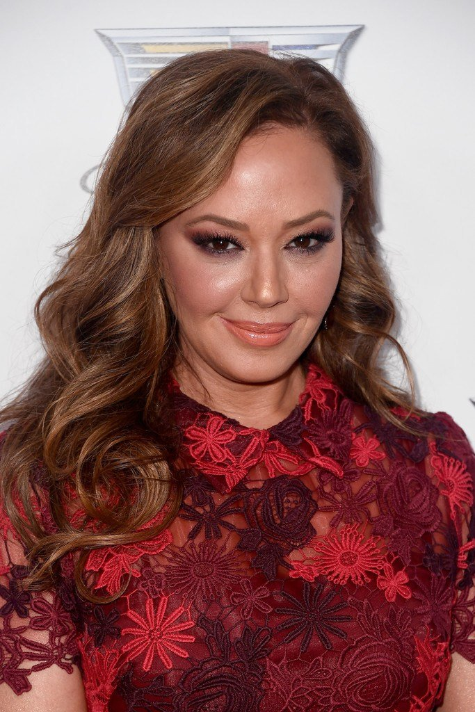 The Best Leah Remini Hair Looks Stylebistro Pictures