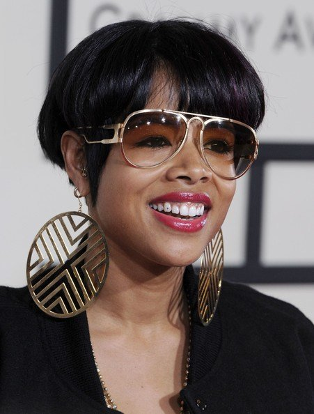 The Best Kelis Bowl Cut Kelis Short Hairstyles Looks Stylebistro Pictures