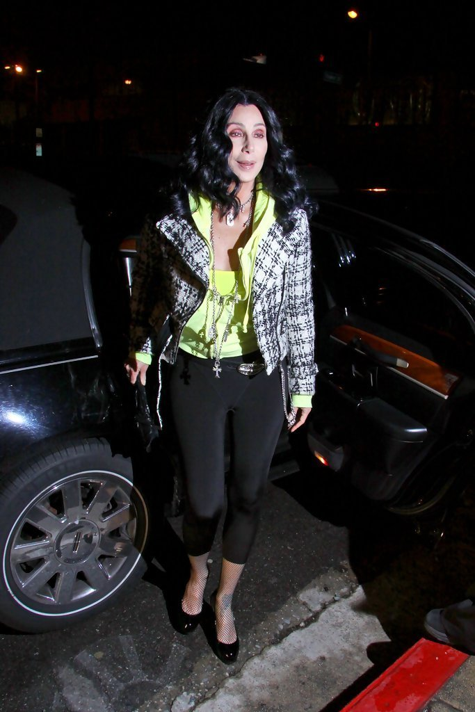 The Best Cher Leggings Cher Pants Shorts Looks Stylebistro Pictures
