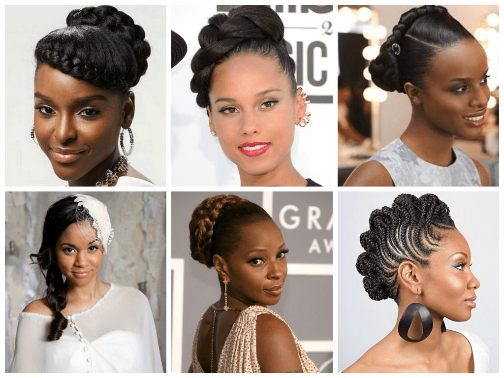 The Best Popular Wedding Hairstyle Ideas For Black Women Hair Pictures