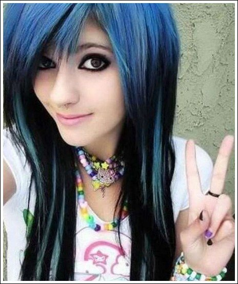 The Best Baraskit Se Girls Girls With Cool Hair Colors Pictures
