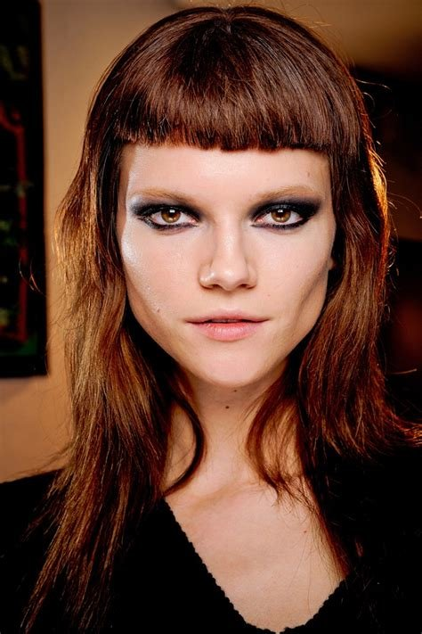 The Best Women S Haircuts With Short Bangs Wardrobelooks Com Pictures