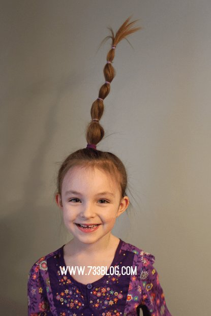 The Best Truffala Tree Crazy Hair Tutorial Inspiration Made Simple Pictures