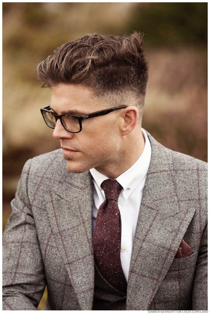 The Best 25 Amazing Mens Fade Hairstyles Part 24 Pictures
