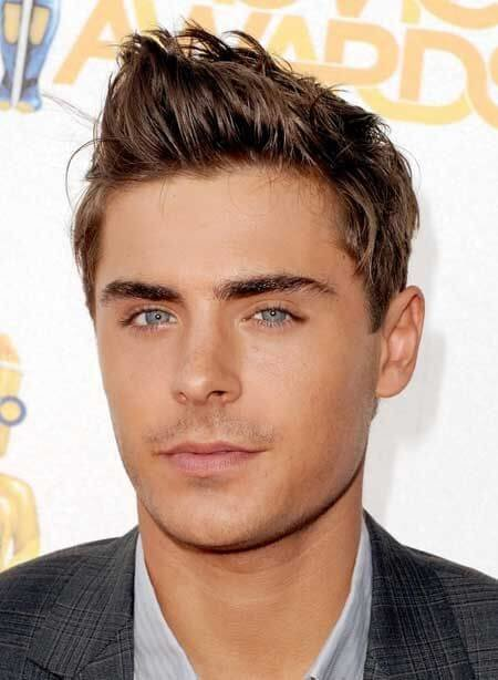 The Best Hairstyles For Round Faced Men Pictures