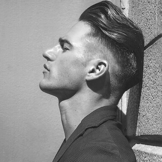 The Best Amazing Pompadours Quiffs And Undercut Hairstyle Inspirations Pictures