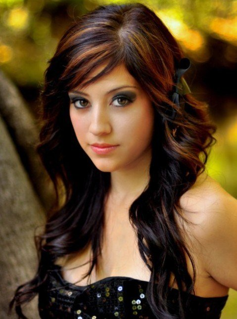 The Best Long Curly Hairstyles With Hair Highlights Hairstyles Weekly Pictures