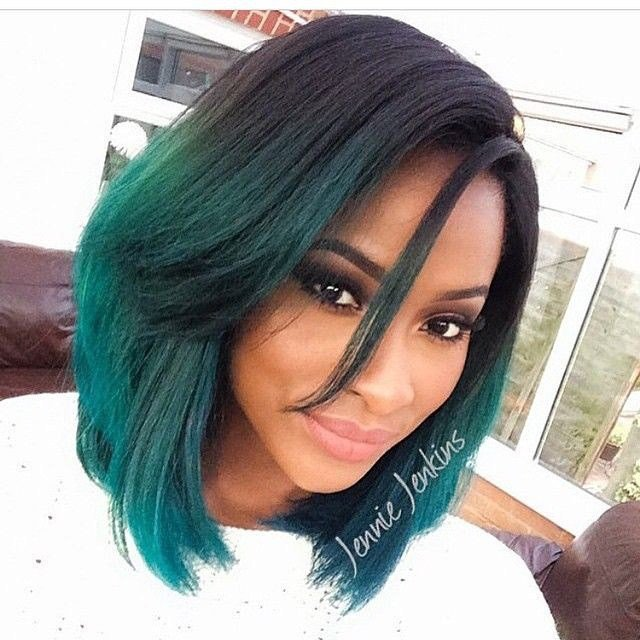 The Best 30 Trendy Bob Hairstyles For African American Women Pictures