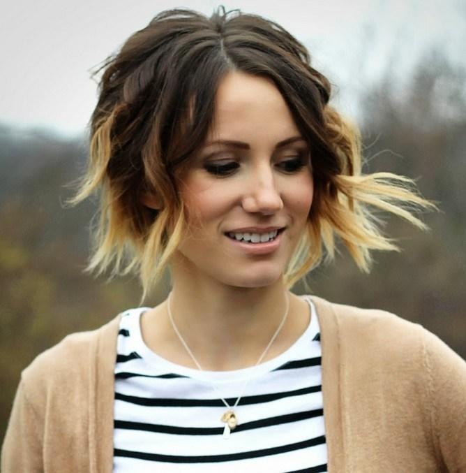 The Best 26 Trendy Ombre Bob Hairstyles – Latest Ombre Hair Color Pictures