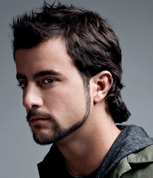 The Best 10 Modern Mullet Haircuts For Stepping Out With Pride Pictures