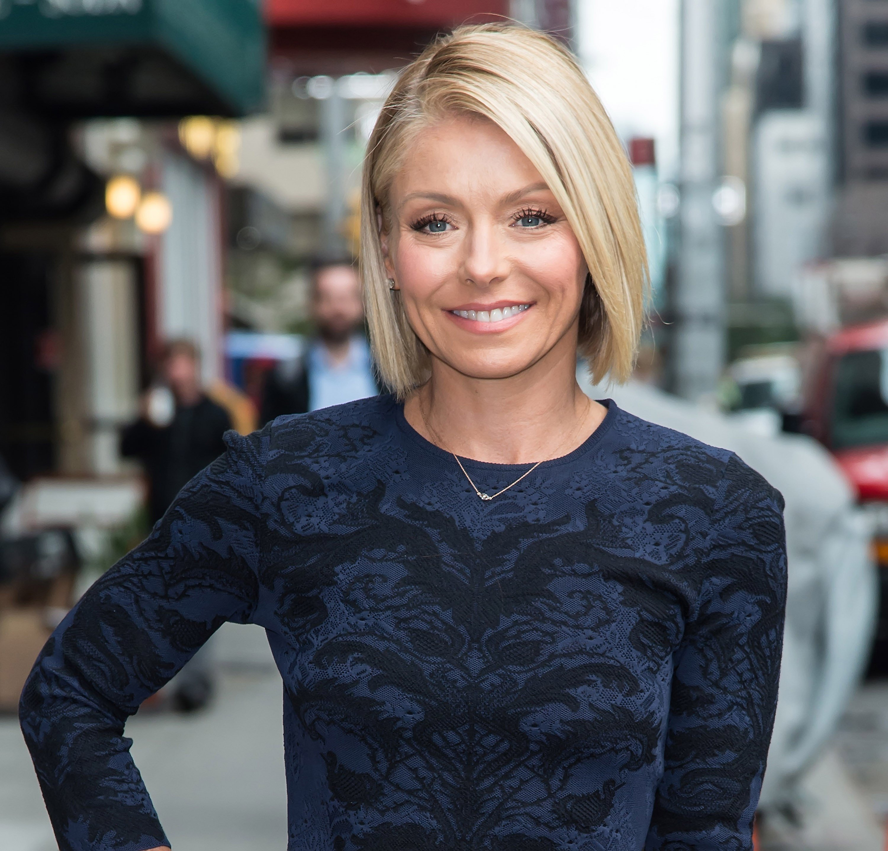 The Best Kelly Ripa Debuts Yet Another New Hair Color — See The Pictures