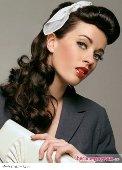 The Best 30 Best Retro Hairstyles Pictures