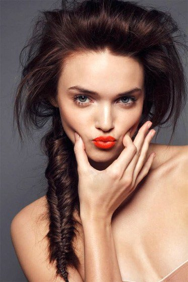 The Best Fishtail Braid 25 Super Easy Hairstyles Only Girls With Pictures