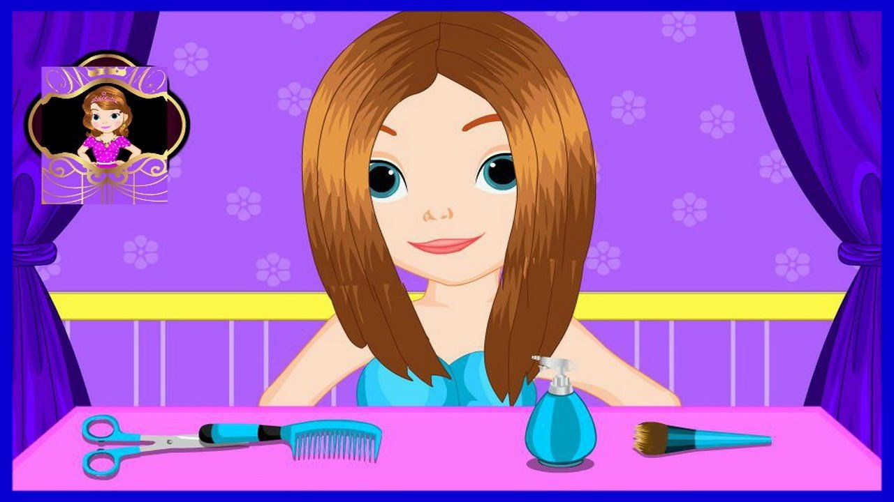 The Best Sofia The First Great Haircut Game Episode Disney Princess Pictures