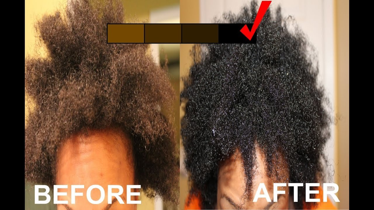 The Best Jet Black Hair Color Dye On Natural Hair Youtube Pictures