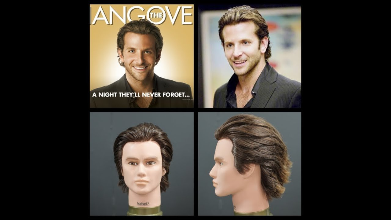 The Best Bradley Cooper The Hangover Haircut Thesalonguy Youtube Pictures