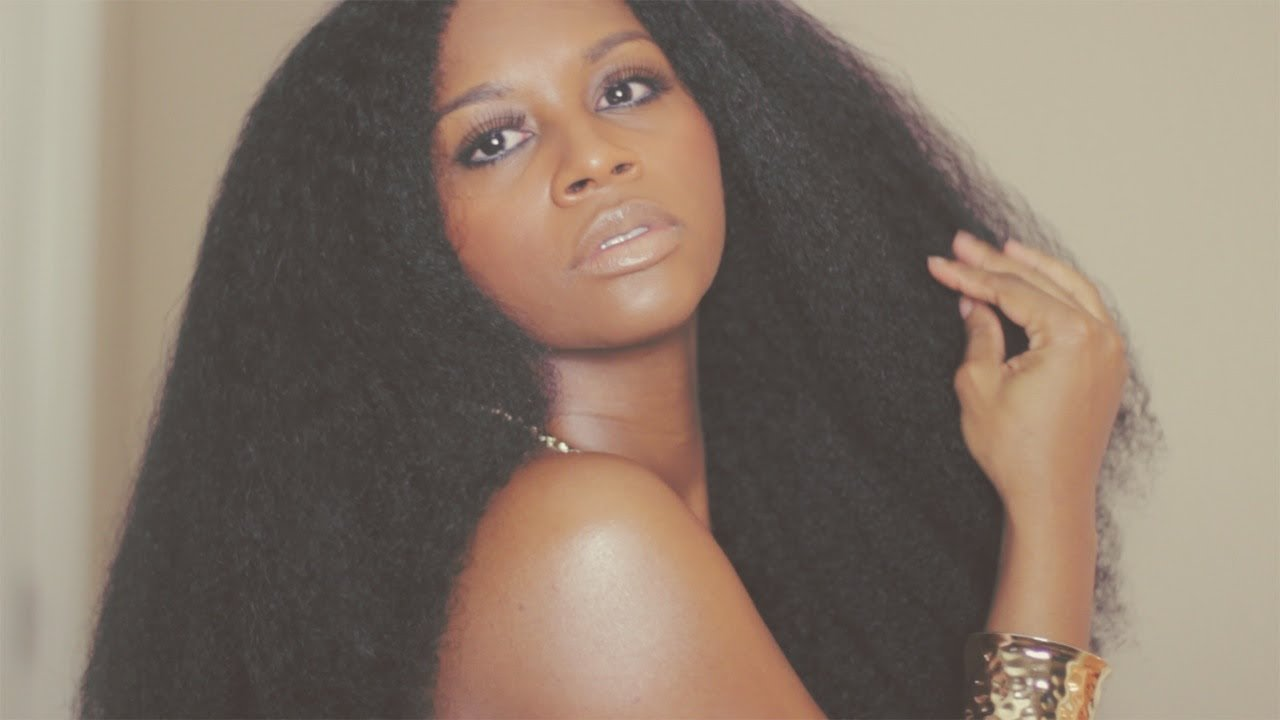 The Best Blowout On Natural Hair Youtube Pictures