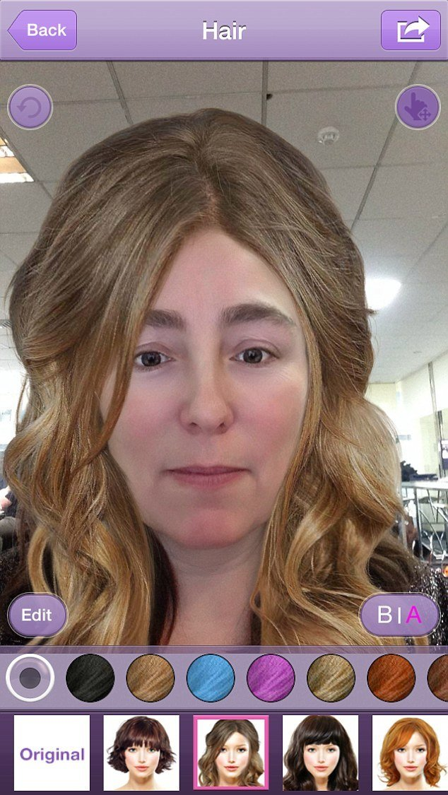 The Best How To Take Flawless Selfies Like Kim Kardashian With Perfect365 App Daily Mail Online Pictures