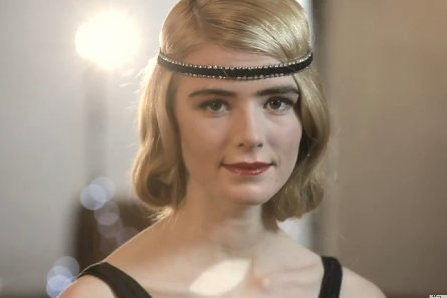 The Best Flapper Girl Hair How To Get A 1920S Waves Hairstyle Pictures Original 1024 x 768