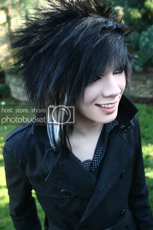 The Best List Of Hot Emo Hairstyles For Boys And Guys – Cool Men S Hair Pictures
