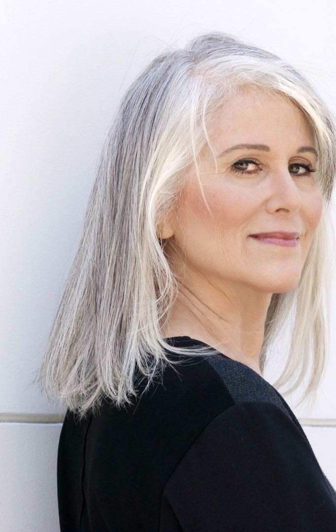 The Best Gray Hair Hairstyles For Gray Hair Hairstyles For Pictures