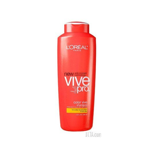 The Best L Oréal Color Vive Shampoo For Color Treated Dry Hair Pictures