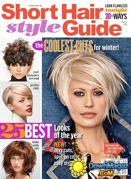 The Best Short Hair Style Guide Usa Winter 2015 » Download Pdf Pictures