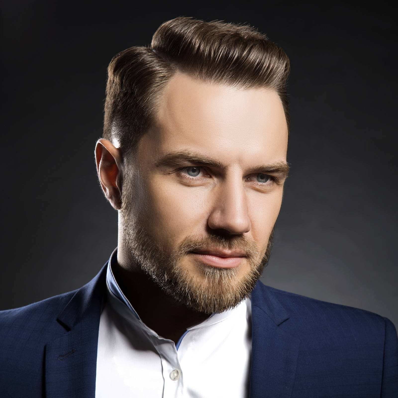 The Best The Side Part Haircut A Classic Style For Gentlemen Pictures