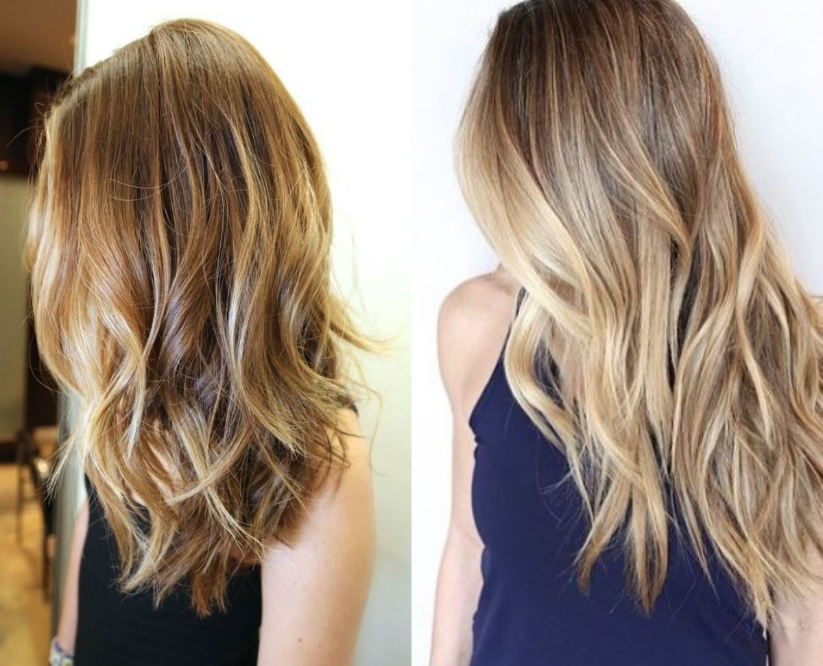 The Best Balayage Blonde Hair Colors 2017 Summer Hairdrome Com Pictures